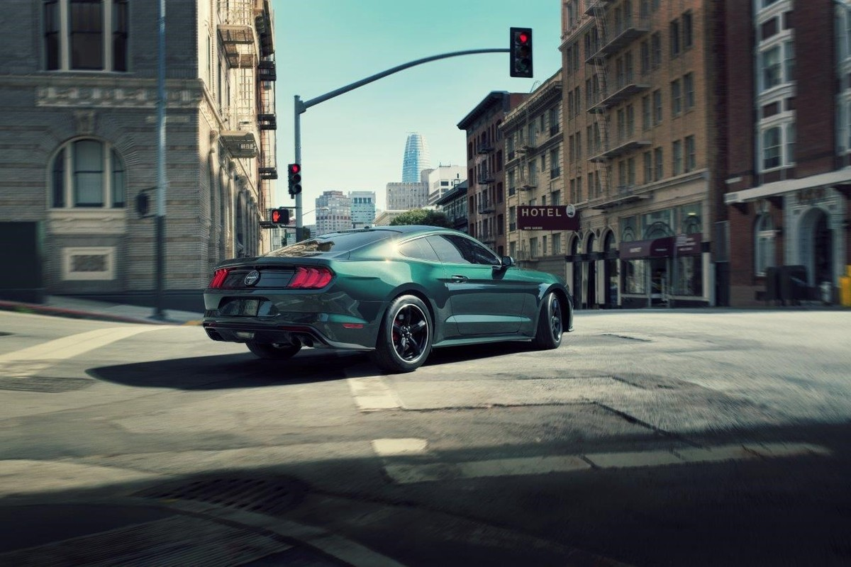 The special edition ford mustang bullitt is coming to south africa in 2019 in limited numbers our very own ciro de siena is currently in france to take