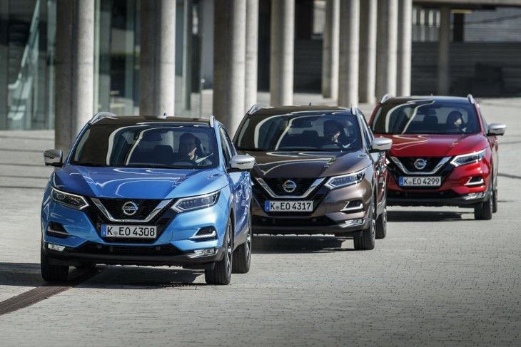 Nissan Qashqai 2018 >> Nissan Qashqai Updated For 2019 Cars Co Za