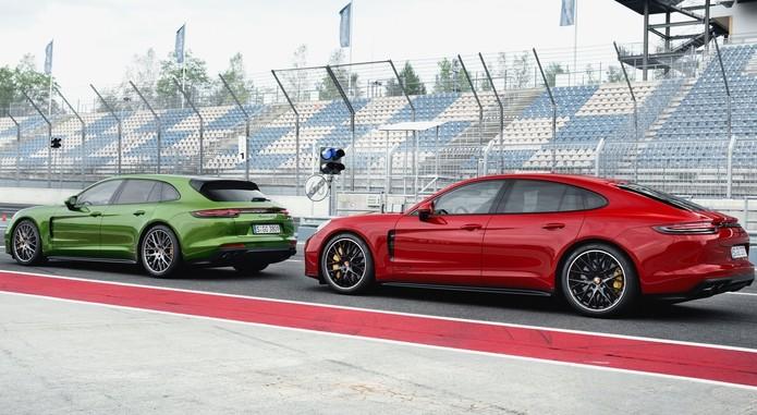 Porsche GTS 7