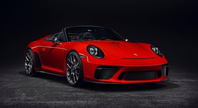 Porsche Speedster 1