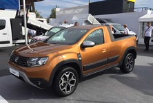 Romturingia Dacia Duster Pick Up Prototipi