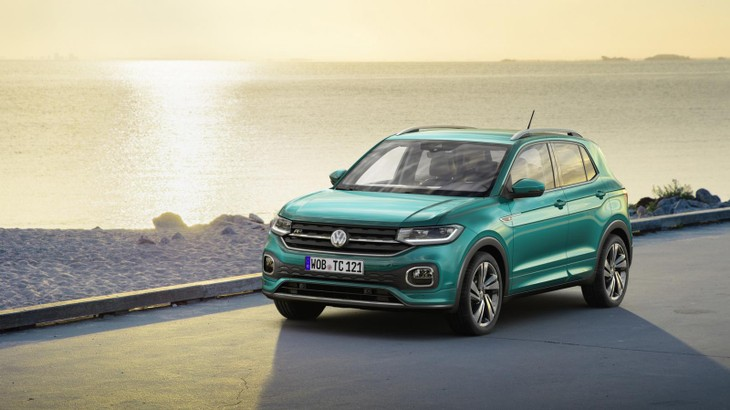 Volkswagen T-Cross Revealed, Coming to SA in 2019 - Cars.co.za