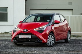 Toyota Aygo X-Play (2018) Quick Review