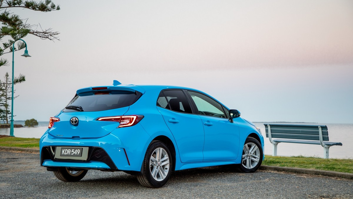 Toyota Corolla Hatchback 2019 International Launch Review Cars Co Za