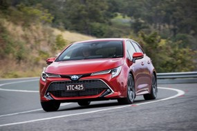 Toyota Corolla (2019) International Launch Review