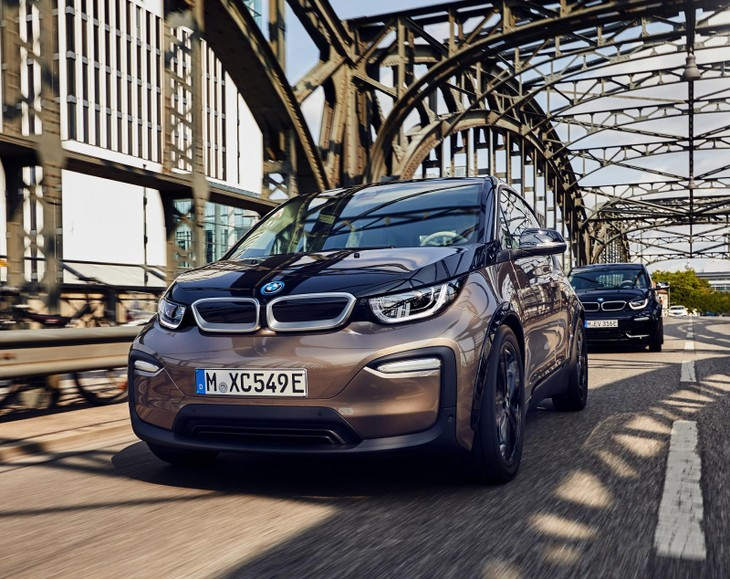 Bmw Sa To Launch More Powerful I3 Cars Co Za