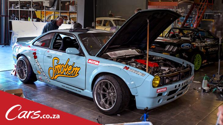 "Compare Car Insurance >> Nissan S14 200 SX Rocket Bunny ""Boss"" Drift Build - Launch Control Ep2 - Cars.co.za"