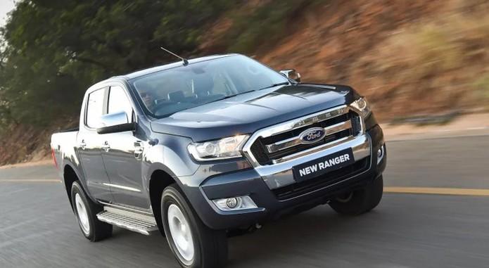 Ranger Xlt Auto