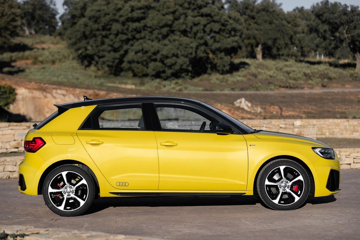 Audi A1 (2019) International Launch Review