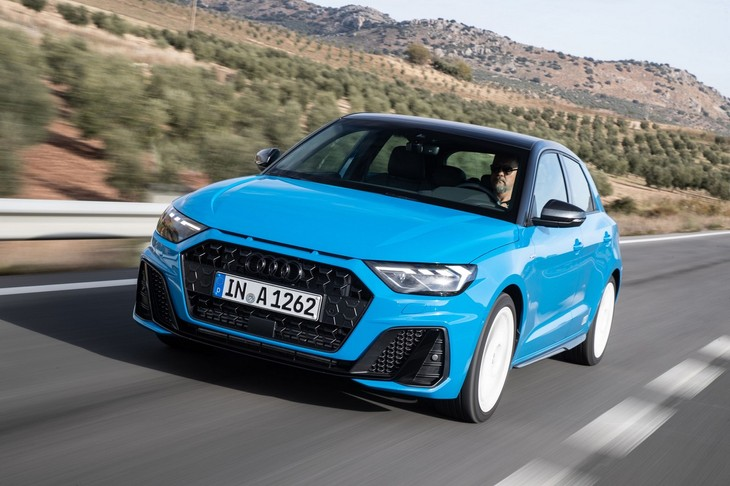 Audi A1 2019 International Launch Review Carscoza