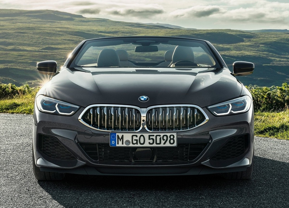 71af685a682a BMW has chopped the top off of its 8 Series and created a gorgeous  convertible. The good news is that it s coming to South Africa in early  2019.