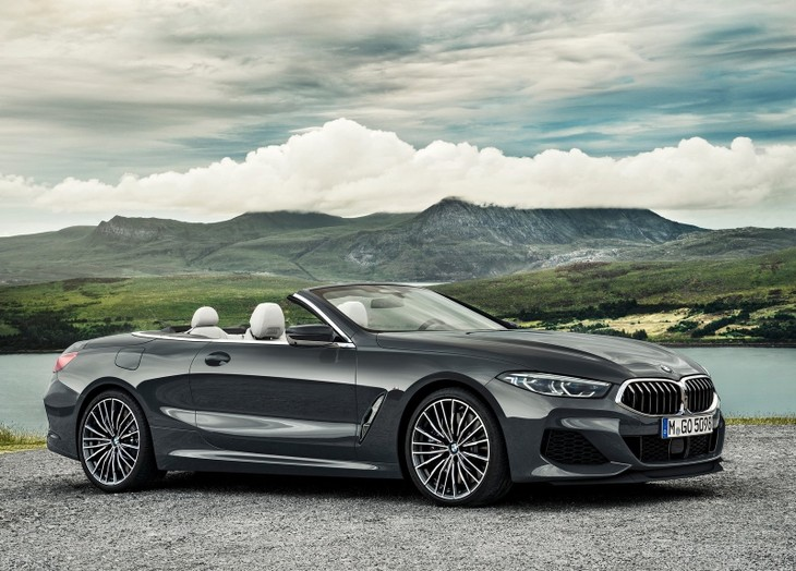 Bmw 8 Series Convertible Revealed Cars Co Za