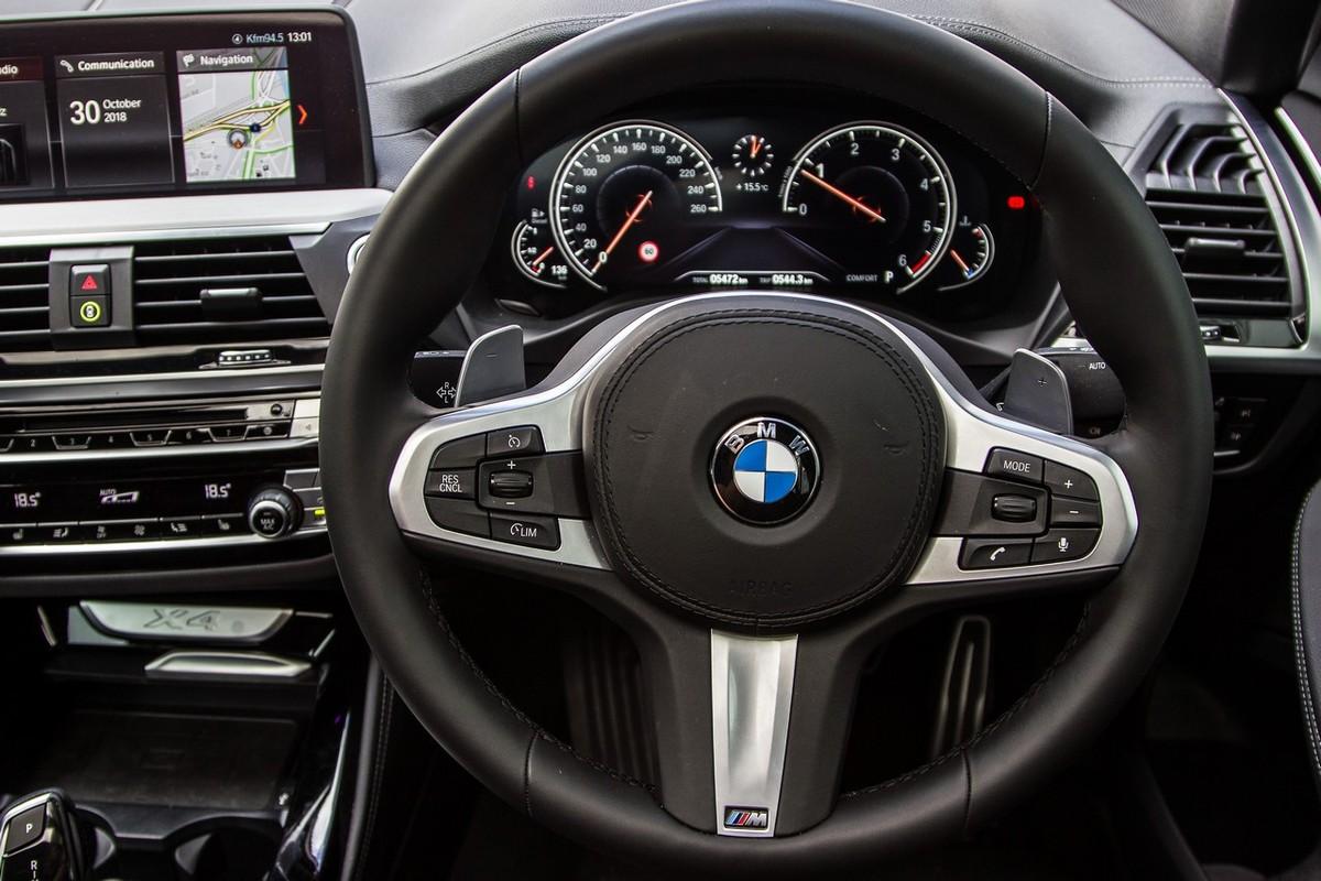 Bmw X4 Xdrive20d M Sport 2018 Review Carscoza