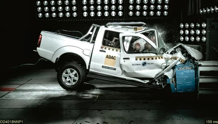 Understanding The Nissan Np300 Zero Star Crash Test Cars