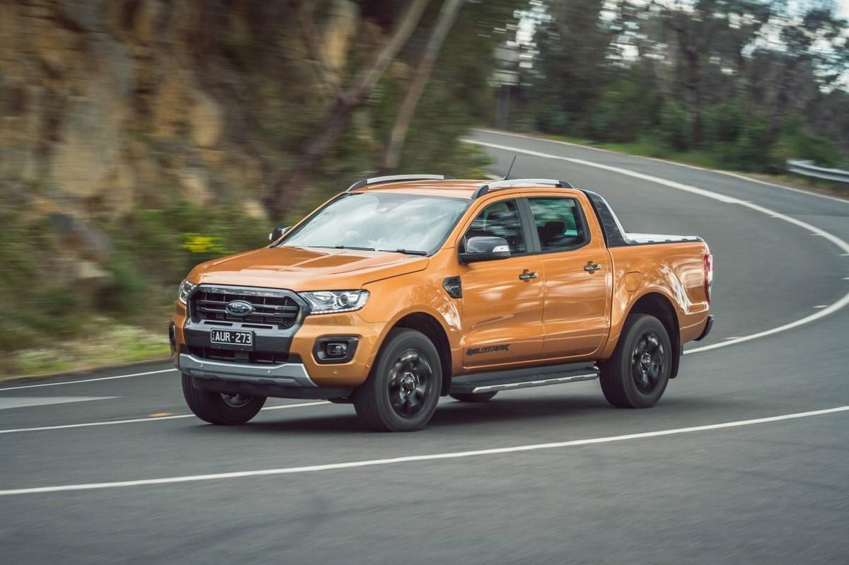 Ford ranger new trannytures — photo 11