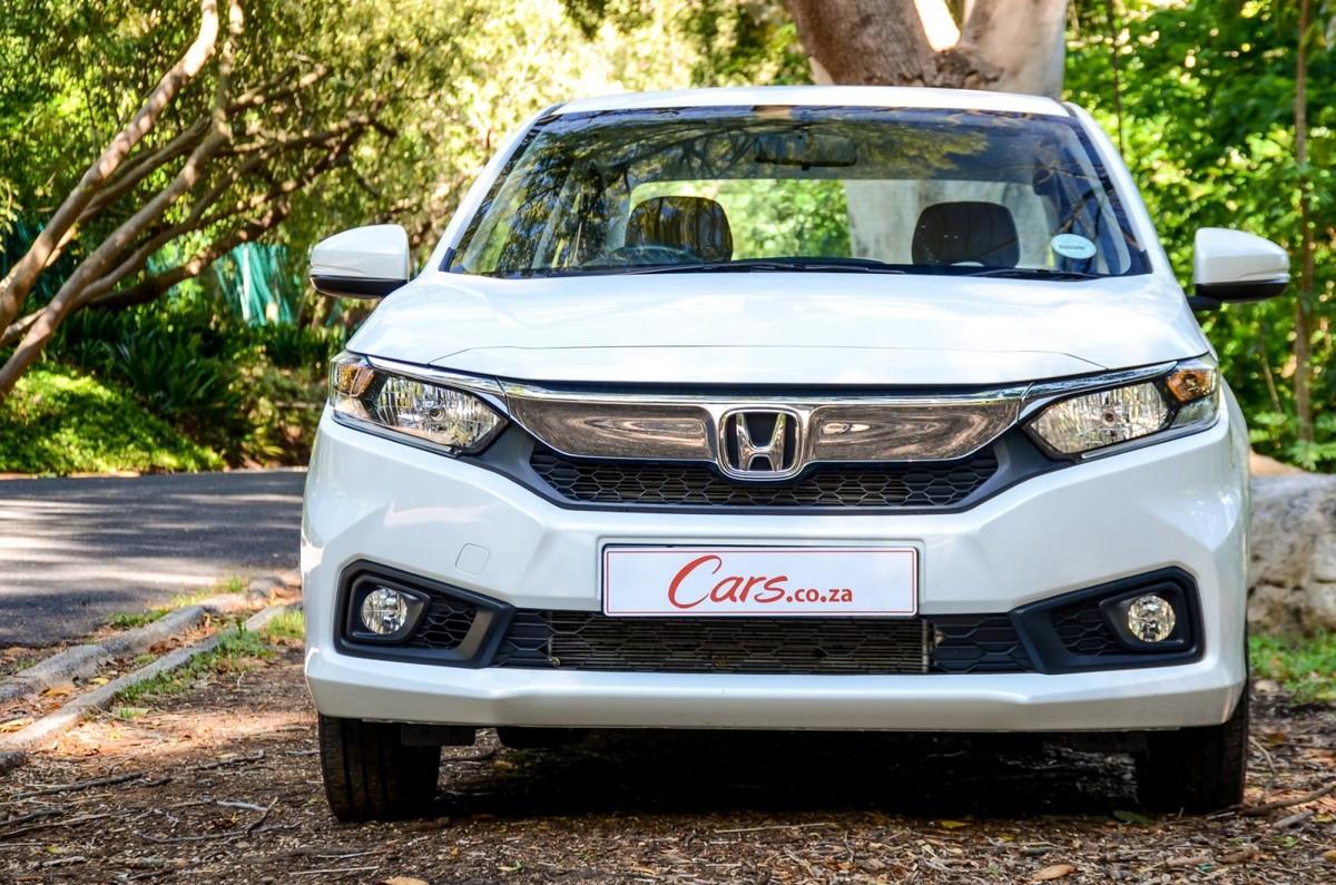 Honda Amaze 1.2 Comfort Auto (2018) Quick Review - Cars.co.za
