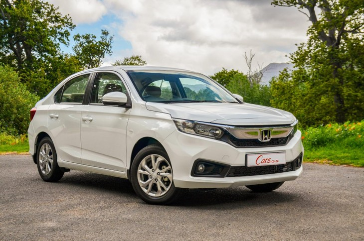 Honda Amaze 1.2 Comfort Auto (2018) Quick Review - Cars.co.za