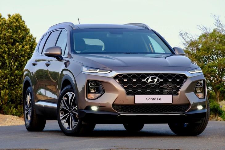 hyundai santa fe (2018) launch review - cars.co.za