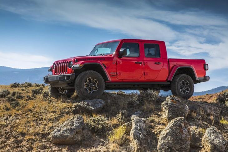 De920ddf 2020 Jeep Gladiator Truck 4