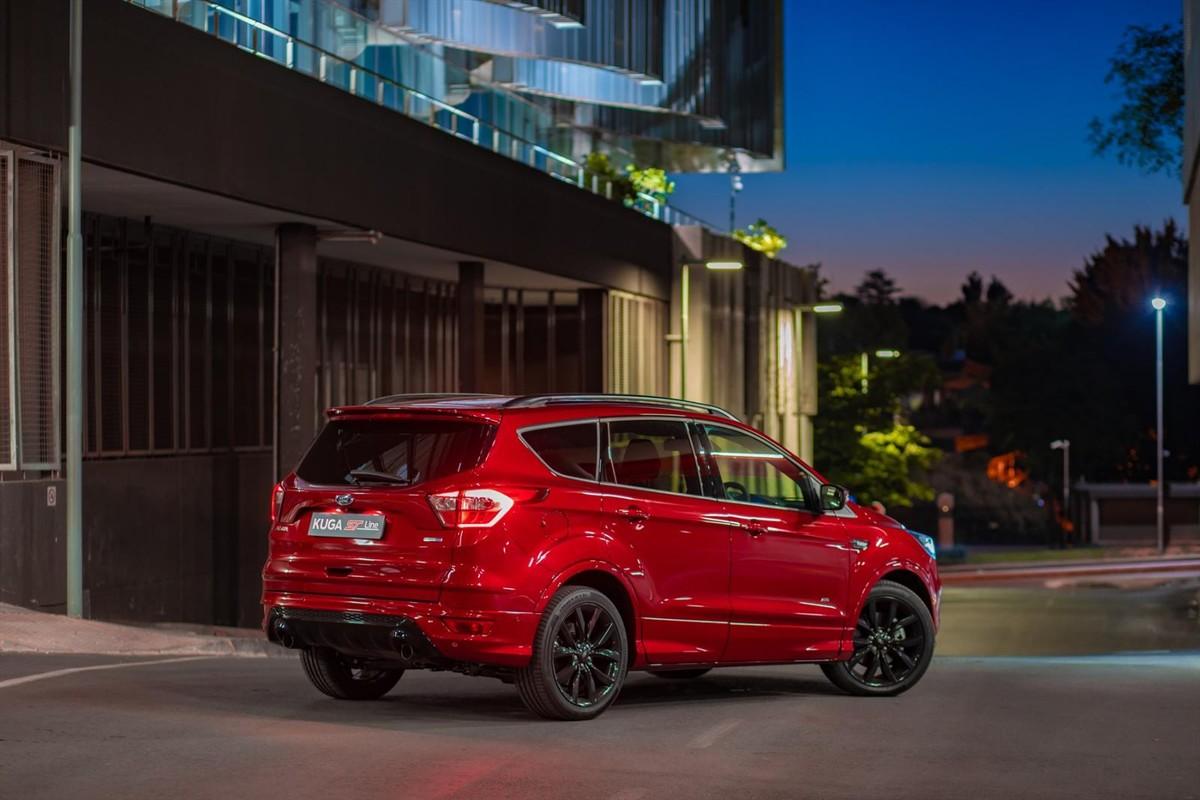 Ford Kuga St Line In Sa 2018 Specs Amp Price Cars Co Za
