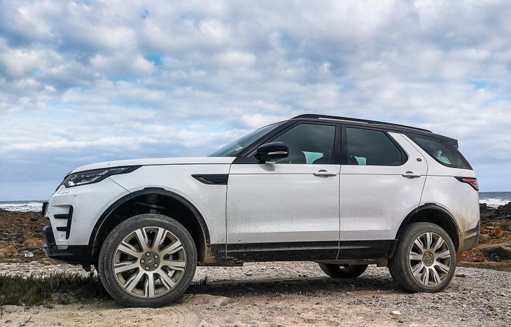 Land Rover Discovery Hse Td6 2018 Quick Review Cars Co Za