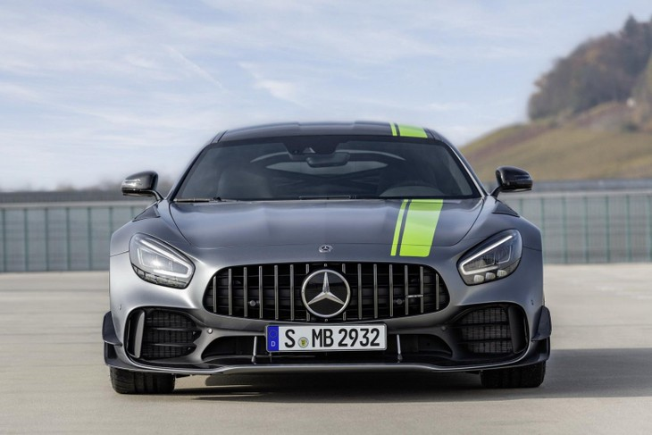 Mercedes-AMG GT R Pro Unleashed - Cars.co.za