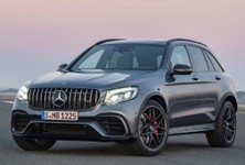Mercedes Benz GLC63samg