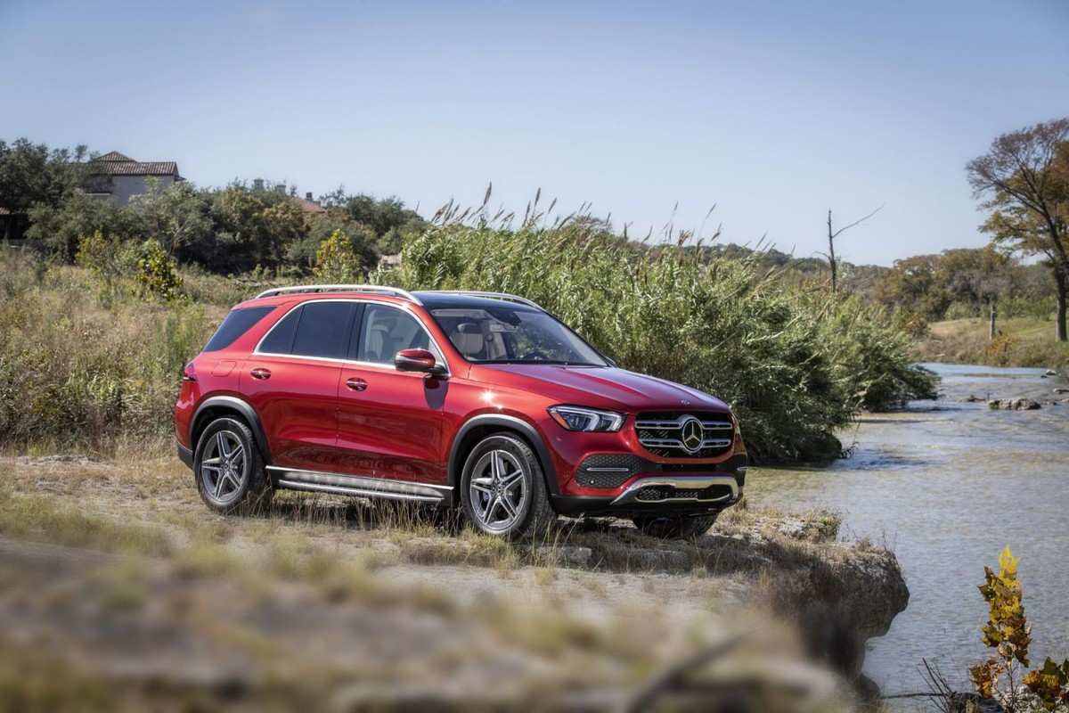 Mercedes Benz Gle 2019 International Launch Review