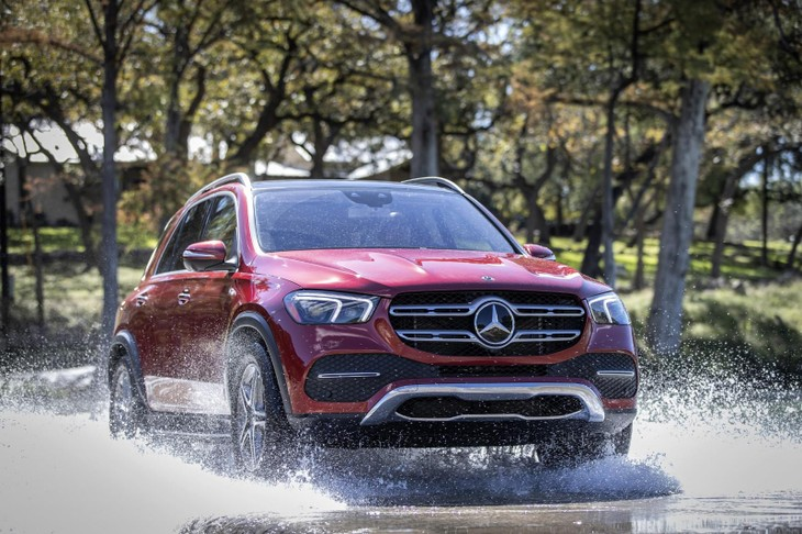 Mercedes Benz Gle 2019 International Launch Review