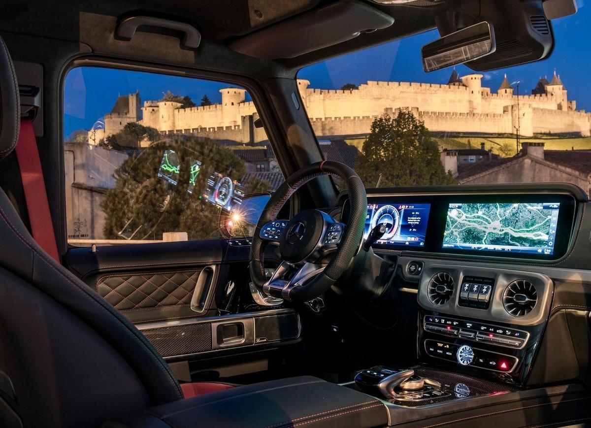 2019 Volvo XC40: Review, Specs, Price >> Mercedes-AMG G63 (2019) Specs & Price - Cars.co.za
