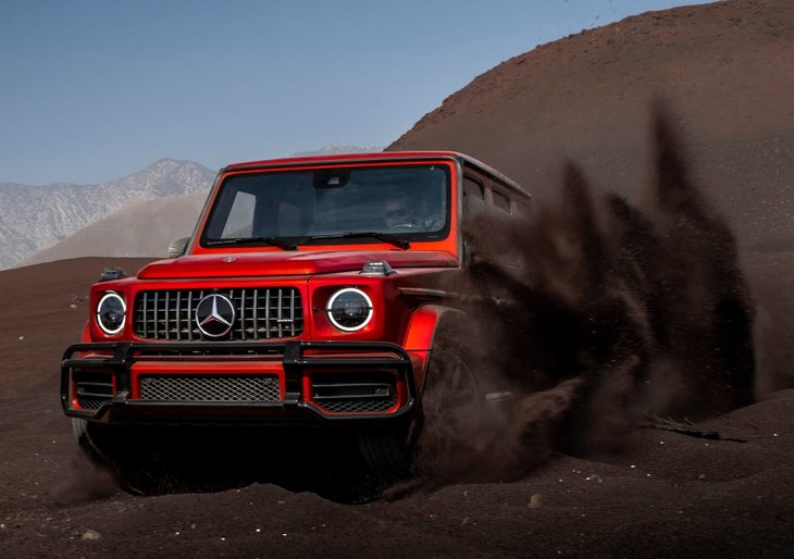 mercedes-amg g63 (2019) specs & price - cars.co.za