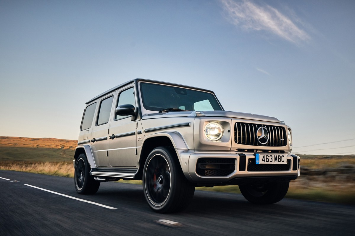 Mercedes-AMG G63 (2018) Launch Review - Cars.co.za