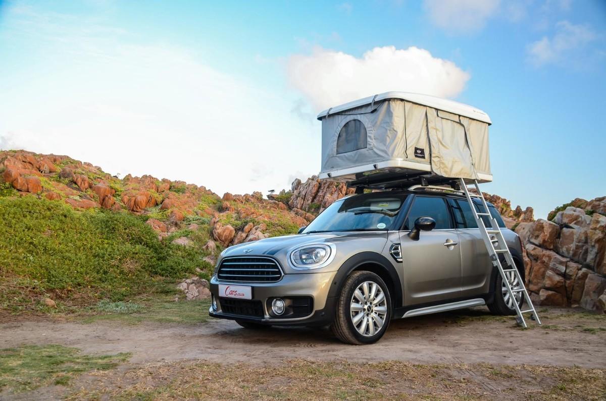 Road Trip Mini Countryman Cooper D With Autohome Wvideo Carscoza