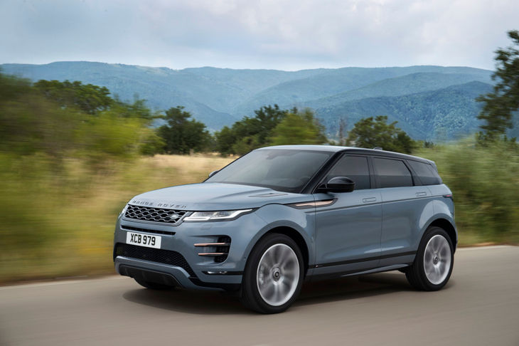 New Range Rover Evoque Revealed W Video Cars Co Za