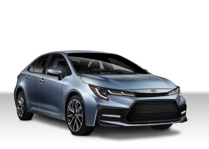 New Toyota Corolla Revealed - Cars.co.za
