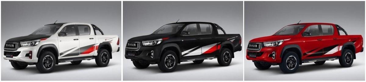 Toyota Hilux Gr Sport Shown Cars Co Za
