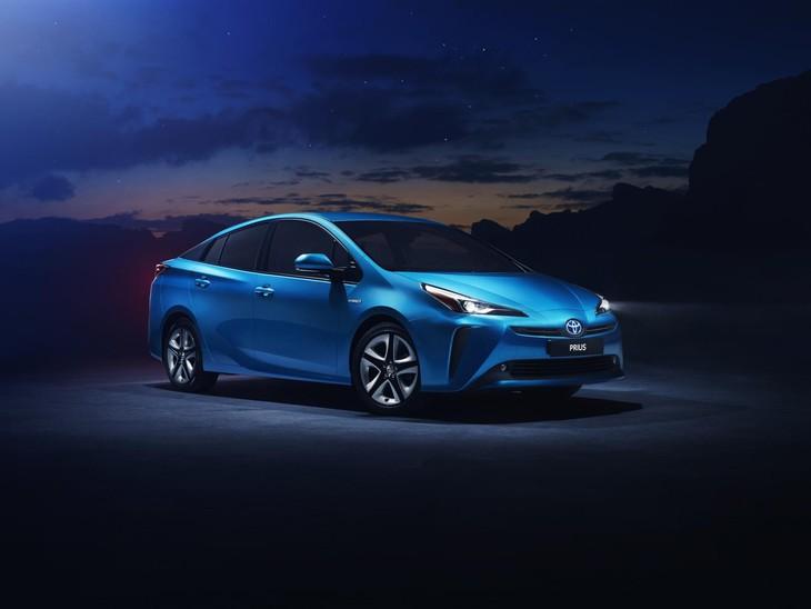 2019 Toyota Prius 1