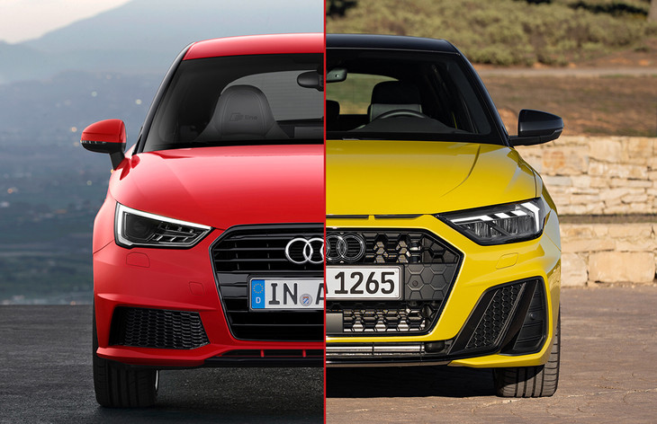 Audi A1 Old Vs New Cars Co Za