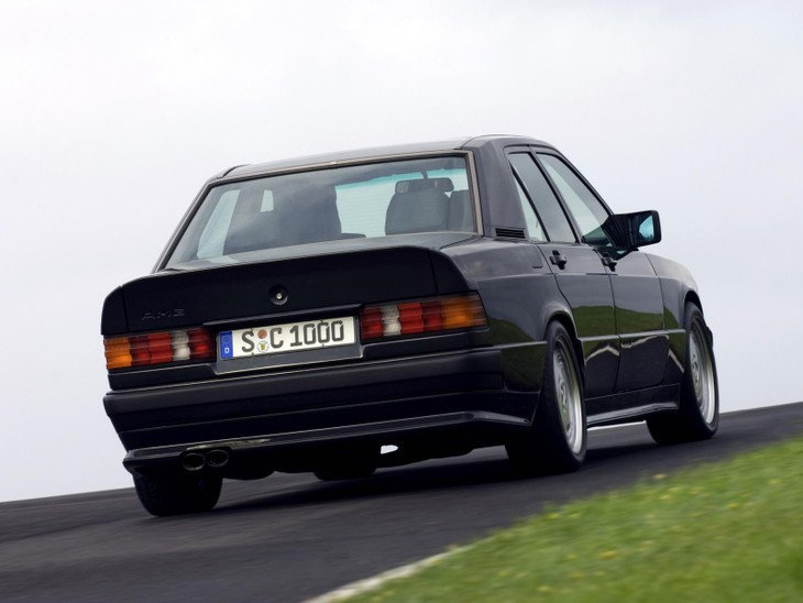 5 Of The Most Brutal Mercedes Amgs Ever Made And One With Wings