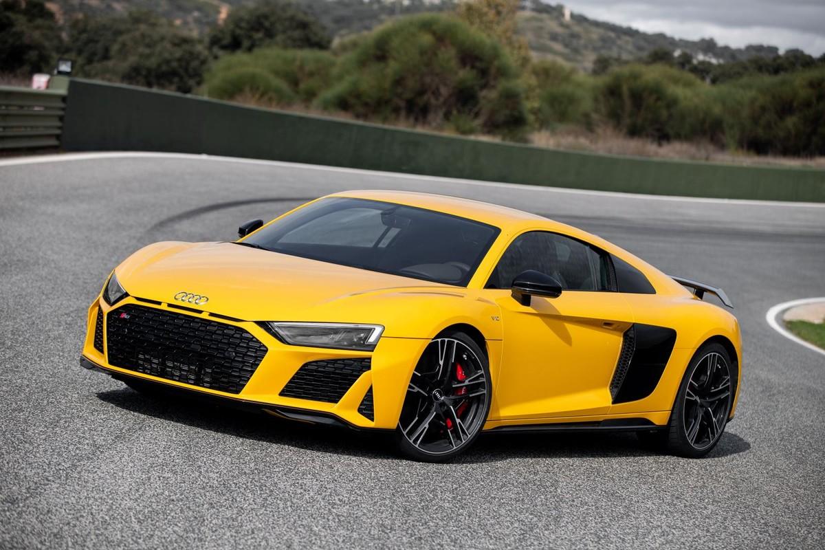 Audi R8 2019 International Launch Review Carscoza