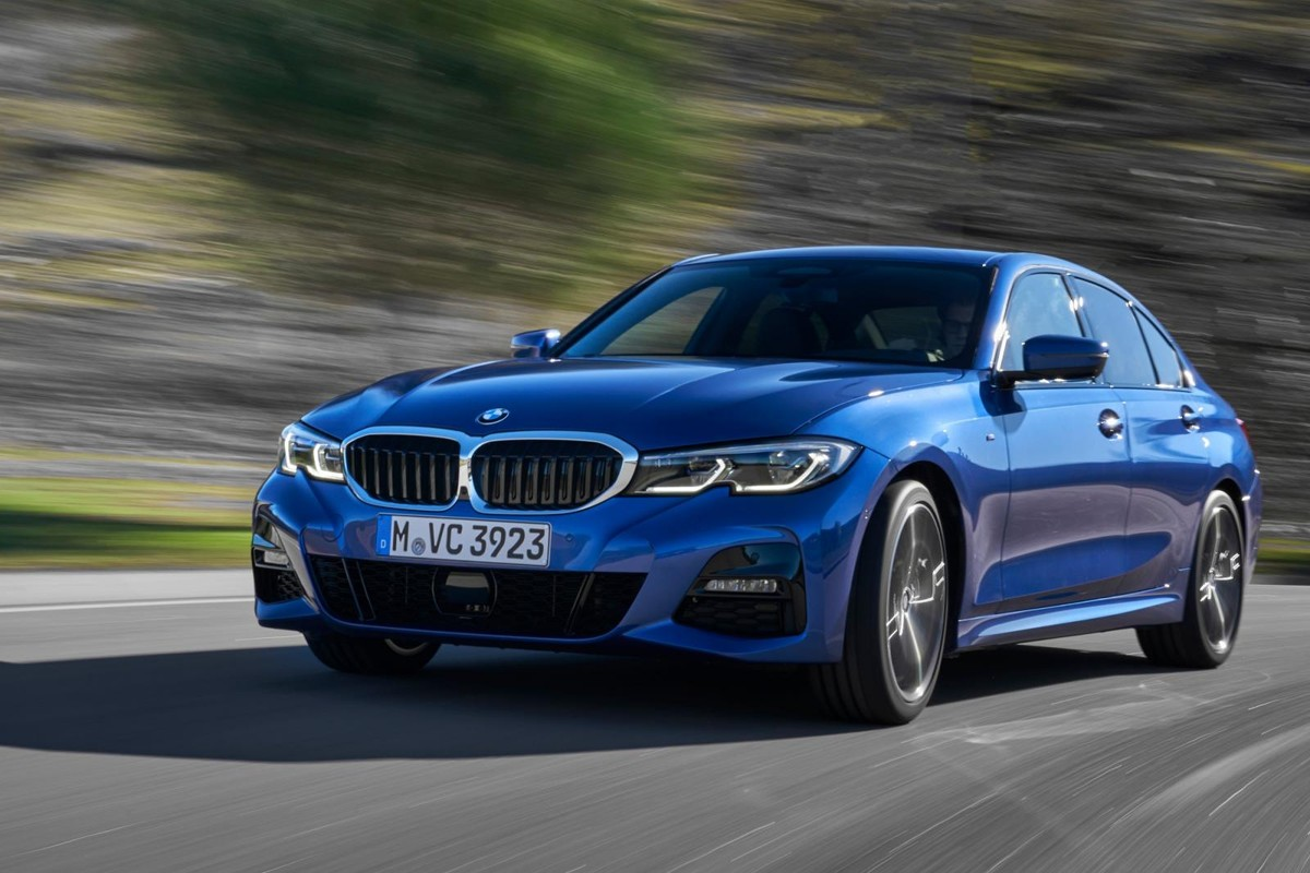 BMW 3 Series (2019) International Launch Review (w/video