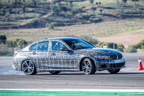 BMW M340i xDrive (2019) International Prototype Drive