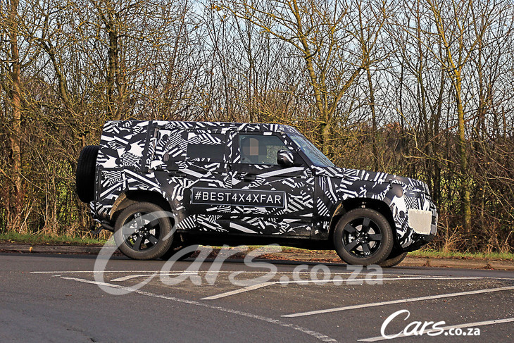 Next Land Rover Defender: Why the long wait? - Cars co za