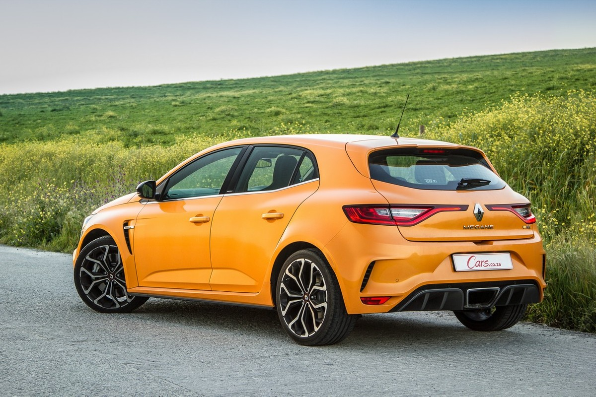 Renault Megane RS 280 Lux (2018) Quick Review - Cars co za