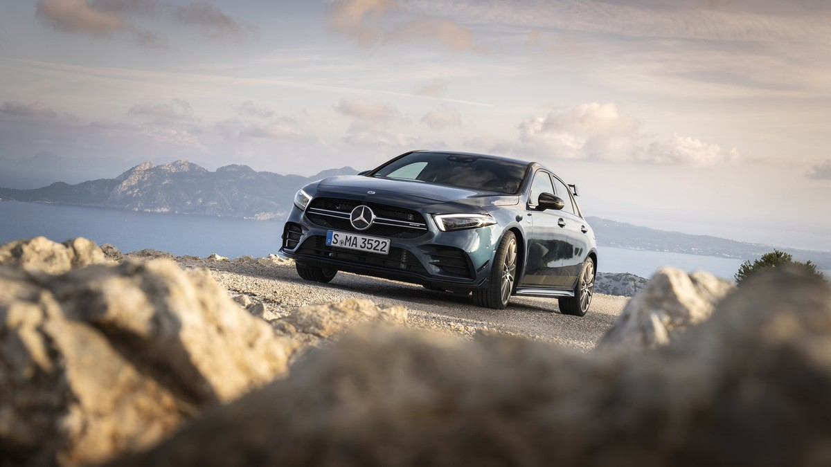 Mercedes-AMG A35 4Matic (2019) International Launch Drive - Cars co za