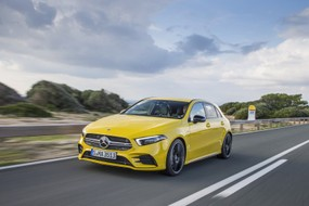 Mercedes-AMG A35 4Matic (2019) International Launch Drive