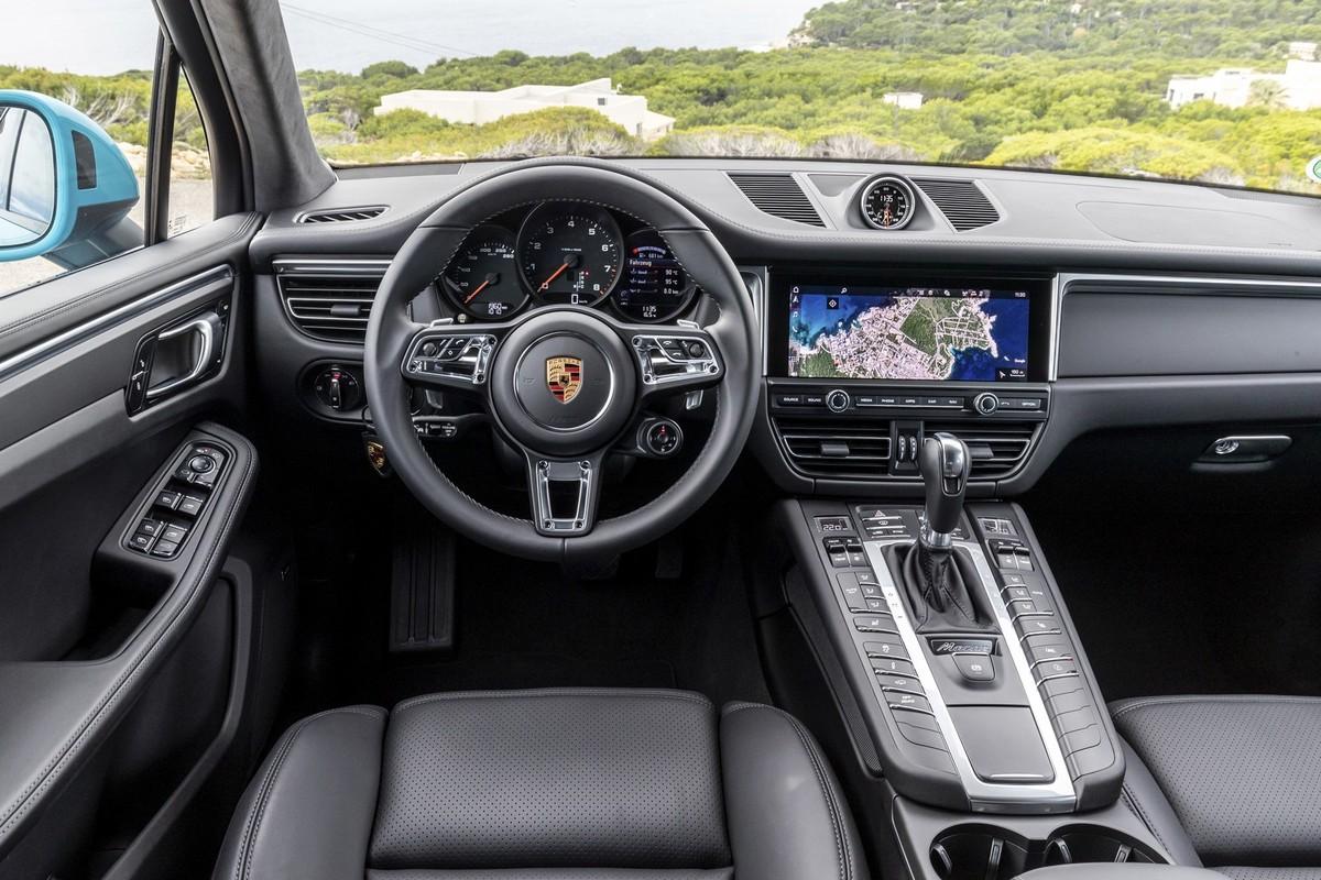 Porsche Macan 2019 International Launch Review Cars Co Za