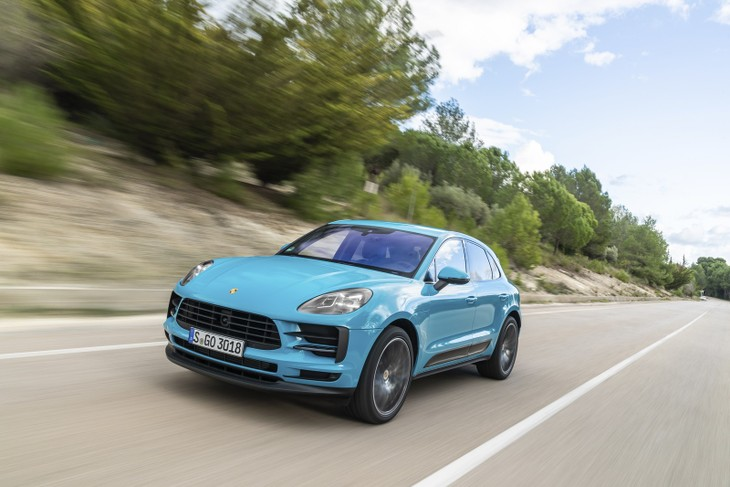 Porsche Macan 2019 International Launch Review Cars Co Za