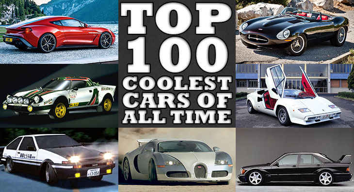 Picking 100 of the coolest cars is harder than you think, a task made even more difficult by the multitude of opinions of all the Cars.co.za writers, ...