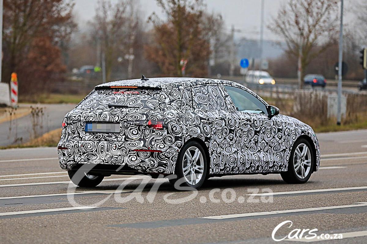 Spy Shots 2020 Audi A3 Cars Co Za